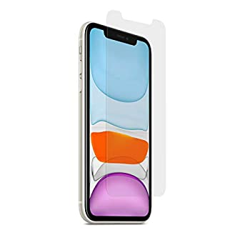 PureGear HD Clear Tempered Glass Screen Protector Compatible with Apple iPhone 11 w/Self Alignment Installation Tray Touch Sensitive Case Friendly Lifetime Replacement Warranty