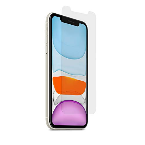 PureGear HD Clear Tempered Glass Screen Protector Compatible with Apple iPhone 11, Premium Protection Shield, Touch Swipe Precision, Case-Friendly (No Installation Tray)