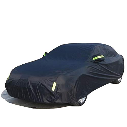 HRFHLHY Funda de Coche Negra Compatible con Funda de Coche Serie Jaguar: XJ, XF, XK, XE, F Pace, I P