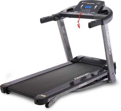 Welcare MAX PRO PTM405 2HP (4 HP Peak) Folding Treadmill, Electric Motorized Power Fitness Running...