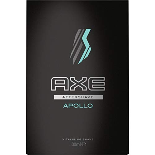Unilever Axe apollo after shave 4 * 100 ml