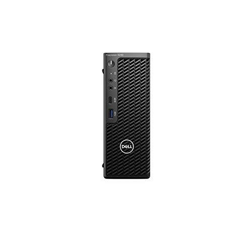 Dell Precision 3240 - Intel Core - i7-10700 - 16GB - 512GB SSD - CFF - Black - W10 Pro