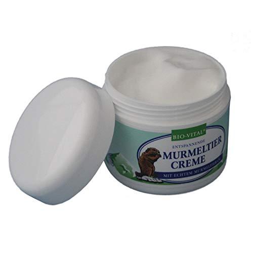 250ml Murmeltiersalbe, Murmeltierfett, Massageöl, Murmeltier Creme, Balsam mit echtem Murmeltieröl