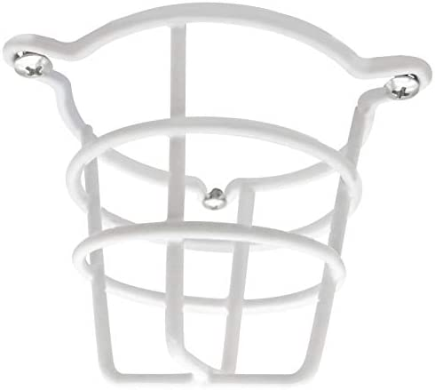 Happy Tree 6 Pack White Fire Sprinkler Head Guard Cover for Both 1 2 3 4 Fire Head for Protecting product image