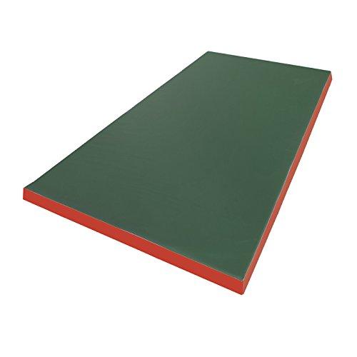 NiroSport Turnmatte 200 x 100 x 8 cm Gymnastikmatte Fitnessmatte Sportmatte Trainingsmatte Weichbodenmatte wasserdicht