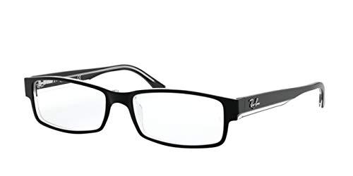 Ray Ban unisex - Occhiali da vista - RX 5114 - nero
