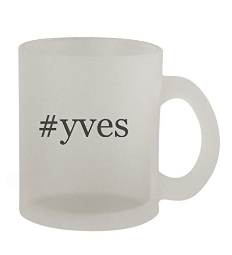 #yves - 10oz Hashtag Frosted Coffee Mug Cup, Frosted