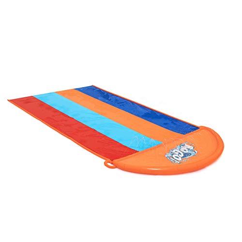 Bestway 52323 H2OGO 4er-Wasserrutsche 488 cm, color