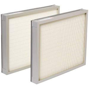 B-Air Scrubber Stage 2 HEPA Filter 2 Pack for Air Purifiers Negative Air Machine, Water Damage Restoration Equipment, Mold Remediation, Construction Debris