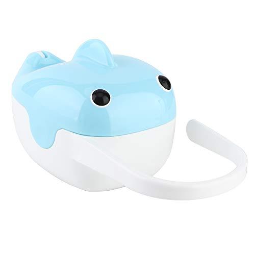 Estuche para chupete, Estuche para almacenamiento de chupete a prueba de polvo, para bebés pequeños(blue)