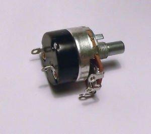 Jellyfish Audio schakelaar 1 MEG Log Pot A1 M Radio ventiel voor Fender Gitaar versterker Radiogram.