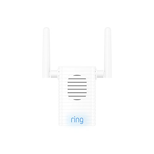 Ring Chime Pro, timbre interior y repetidor de wifi, blanco