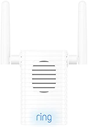 Ring Chime Pro, 8AC4P6-0EU0, Wifi extender, Connects with all Ring devices, white