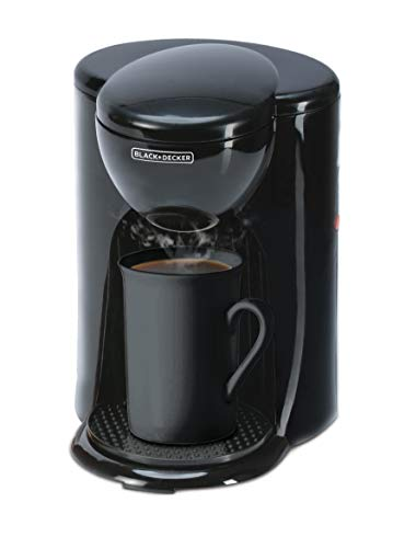 Black & Decker Appliances DCM25-IN 330-Watt 1-Cup Coffee Maker