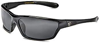 Polarized Wrap Around Sport Sunglasses for Men Women - UV400 Running Cycling Fishing Driving Sun Glasses