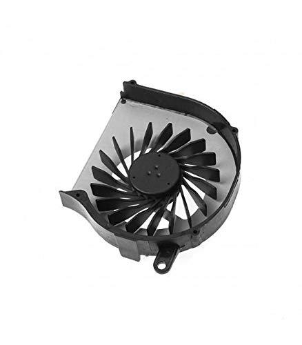 Portatilmovil - Ventilador CPU para PORTÁTIL HP G62 G72 COMPAQ PRESARIO CQ62 606014-001
