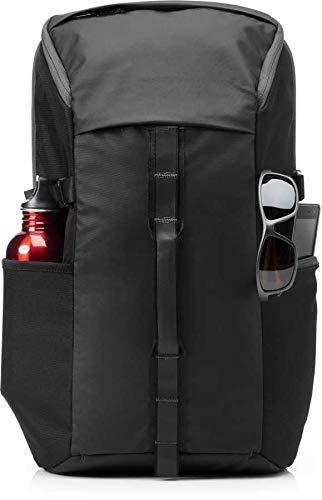 HP 15.6 Pavilion Tech Black Backpack (5EE99AA) 26 L Laptop Backpack (Black)