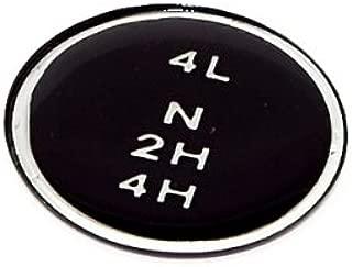 Omix-Ada 18607.04 Transfer Case Shift Pattern Plate