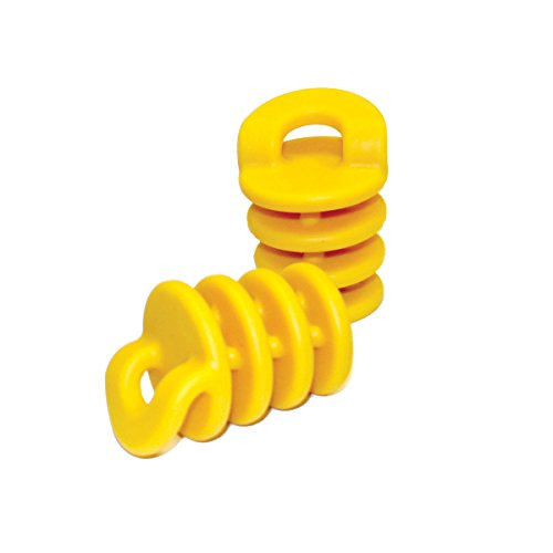 Ocean Kayak Scupper Stoppers - Pack of 2, (Small, Yellow)