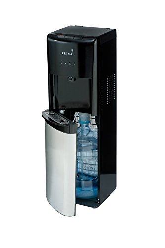 Primo - Easy Bottom Loading Water Cooler - Child-Resistant Safety Features - Instant Cold, Cool, and Hot Water - Energy Star Rated