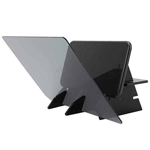 Proyector de dibujo óptico, tablero de trazado del proyector de dibujo óptico DIY dibujo pintura mesa escritorio herramienta teléfono celular tableta herramienta de dibujo auxiliar