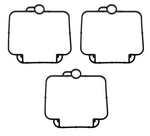 DP 0121-023 Carburetor Float Bowl Gasket (Set of 3) Fits Polaris, Yamaha, Suzuki, and Triumph Models