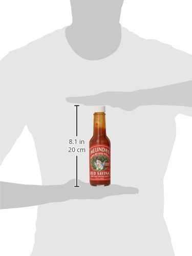 Melinda's Red Savina Hot Sauce, 5 Ounce