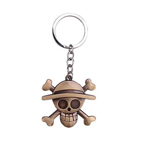 ALTcompluser One Piece Portachiavi in metallo portachiavi