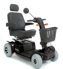 Pride Celebrity X Sport Class 3 Mobility Scooter