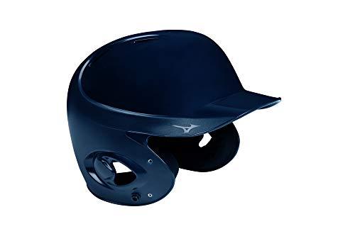 Mizuno MVP Series Solid Batting Helmet , Large/X-Large, Navy