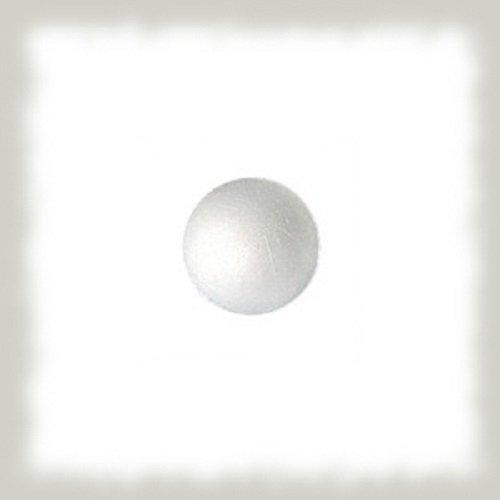 30 boules polystyrène 18mm de diamètre