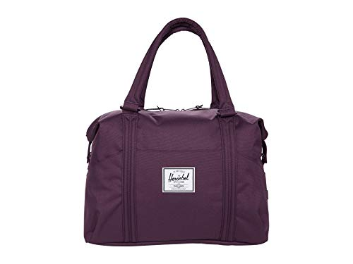 Herschel Strand Shoulder Bag, Purple Velvet, Classic 28.5L