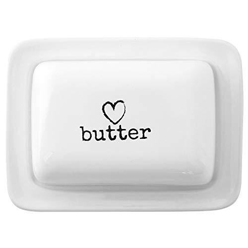 Premier Housewares 0722729 Charme Buttergericht, Dolomit