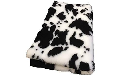 Vetbed - Drybed I Motif vache I 100 x 150 cm.