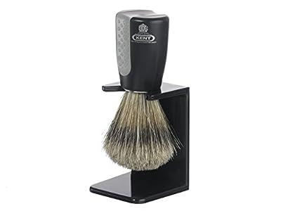 Kent Blended Bristle Shaving Brush and Stand Gift Set