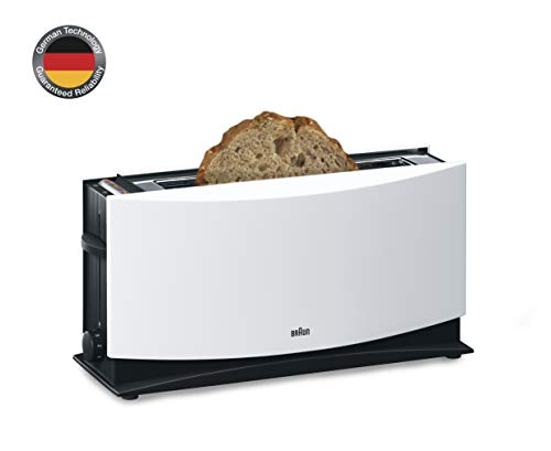 Braun HT500 - Tostador pan, color blanco