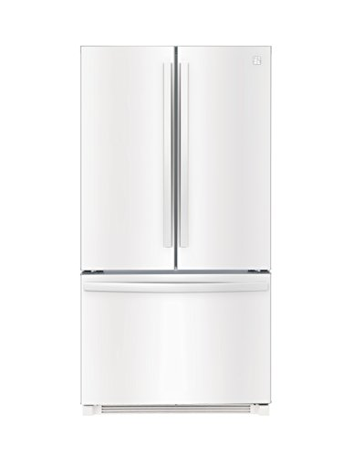 Kenmore 73022 04673022 26.1 cu. ft. Non-Dispense French Door Refrigerator, White
