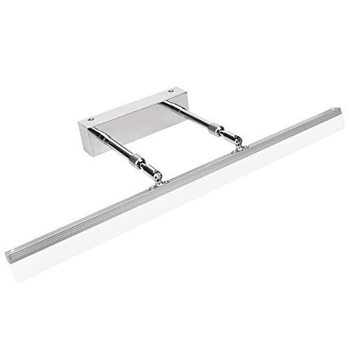 Klighten LED Spiegelleuchte 60CM 14W Badleuchte für Wandbeleuchtung und Badezimmer Schminklicht Wandleuchte Badlampe 5500K Weißlicht