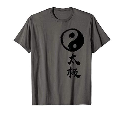 Ying Yang Tai Chi Chuan Graphic Camiseta