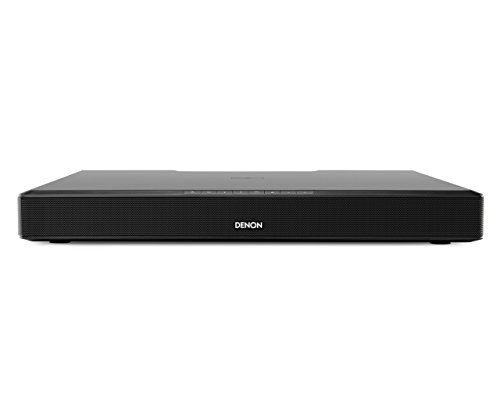 Denon DHT-T110 - Altavoz base para TV, color negro