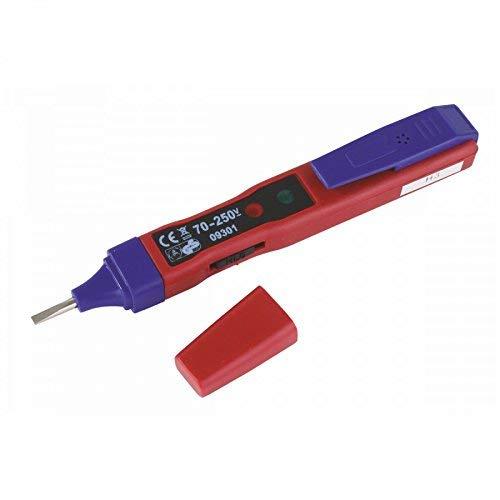 REV Ritter 0037303102 - Cercafase 3-in-1, rosso/blu