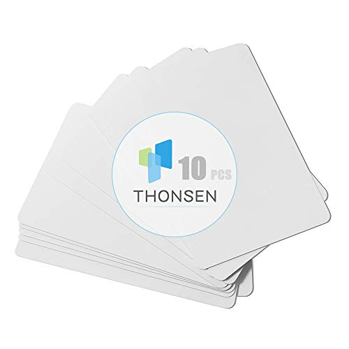 THONSEN 10 x NTAG215 NFC Cards Compatible with TagMo and Amiibo for All NFC Enabled Phones