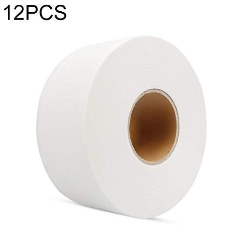 Toiletpapier 12 rollen hotel grote rol toiletpapier 3 lagen Cored grote schatpapier hygiënische papieren