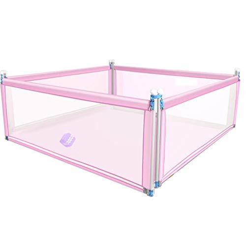 Best Deals! GENDA Bed Guardrail Crib Railing Shatterproof Baby Fence Large Bed Meter Children Safety...