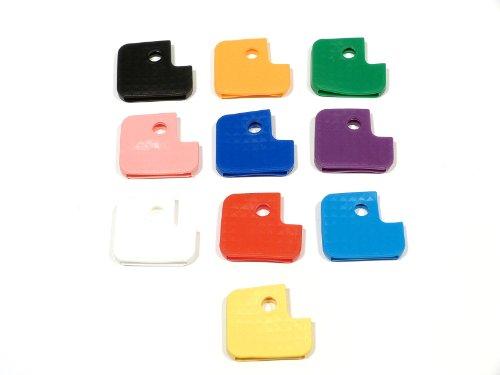 REMA Schlüsselkappen für eckige Schlüssel ca. 30mm breit x 25mm hoch einzelnt und als 10er Sets (10 Kappen, 10
