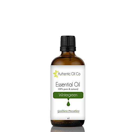 Wintergreen Essential oil 100ml by Authentic Oil Co