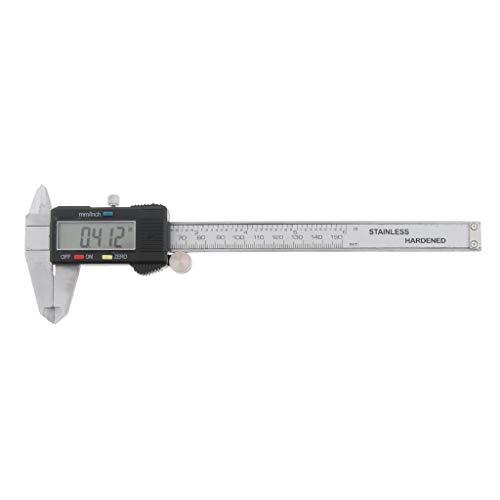 Regla de Calibre A Vernier Digital Endurecida Precisión Industrial Terminales Kits de...