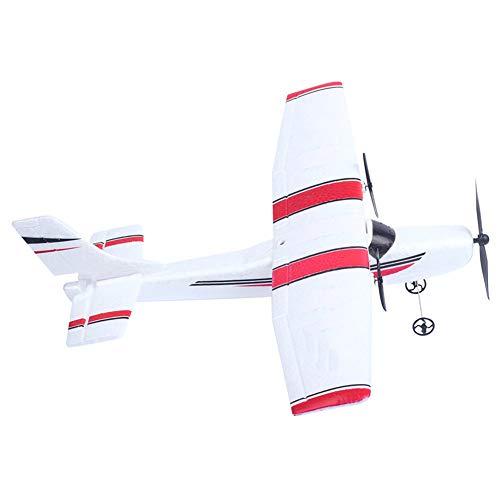 XLNB 2.4G Fernbedienung 4CH Fernbedienung Flugzeug Drohne Outdoor-Spielzeug Fallschutz Starrflügel Segelflugzeug Montiert Modell Flugzeug Spielzeug