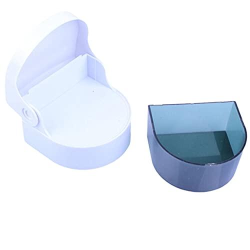 Kongqiabona-UK Lavado ultrasónico portátil de Limpieza Hine para joyería dentadura postiza Limpieza por vibración por ultrasonido para el hogar