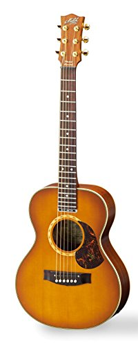 MATON EMD 6 MINI DIESEL SPECIAL + KOFFER Elektroakustische Gitarren Folk Elektro-Akustik